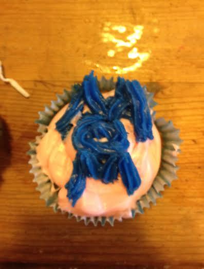 kids cupcake